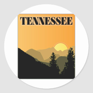 Tennessee Mountains Sticker
