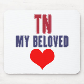 Tennessee my beloved mouse pad