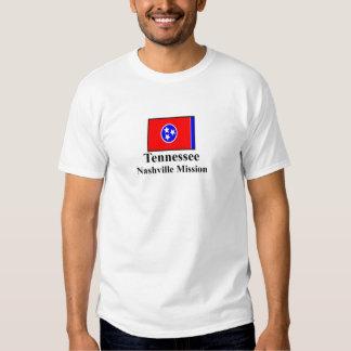 Tennessee Nashville Mission T-Shirt