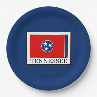 Tennessee Paper Plate