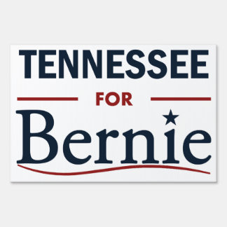 Tennessee para Bernie Señal
