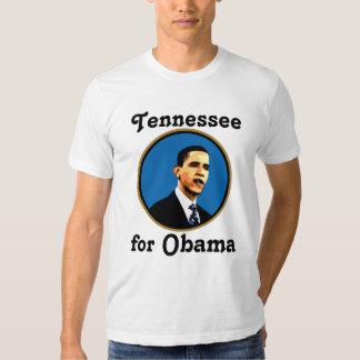 Tennessee para la camiseta roja del estado de remeras