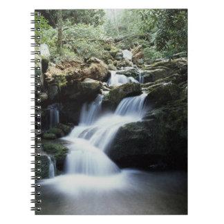 Tennessee, parque nacional 3 de Great Smoky Libros De Apuntes