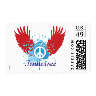 Tennessee Peace Postage Stamps