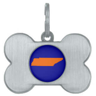 Tennessee Pet Name Tag