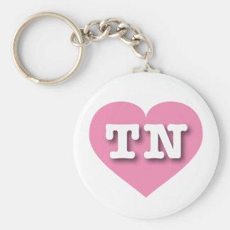 Tennessee pink heart - Big Love Keychain