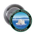 Tennessee polar verde pins