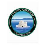 Tennessee polar verde postal