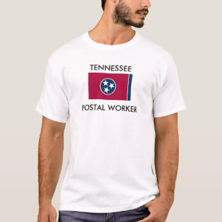 TENNESSEE POSTAL WORKER T-Shirt