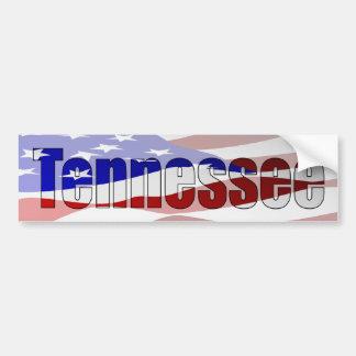 Tennessee Pride Bumper Sticker