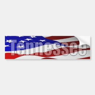 Tennessee Pride Bumper Sticker Ver. 2
