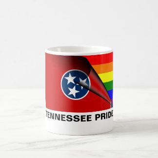 Tennessee Pride LGBT Rainbow Flag Coffee Mug