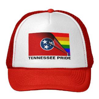 Tennessee Pride LGBT Rainbow Flag Trucker Hat