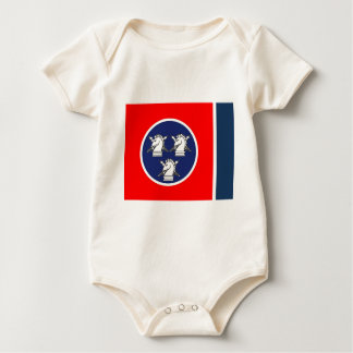 Tennessee PSYOP Baby Bodysuit