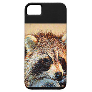 Tennessee Raccoon iPhone 5 Cover