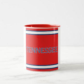 Tennessee Red 11 oz Two-Tone Mug