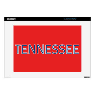Tennessee Red 15 Inch Laptop Skin