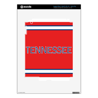Tennessee Red iPad 3 Skin