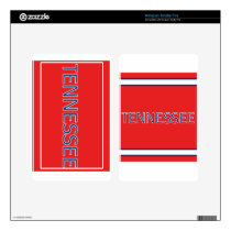 Tennessee Red Kindle Fire Skin