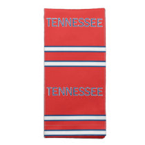 Tennessee Red Napkins