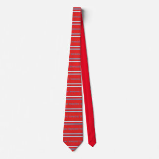 Tennessee Red Necktie
