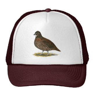 Tennessee Red Quail Trucker Hat