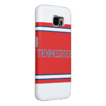 Tennessee Red Samsung Galaxy S6 Case