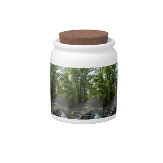 Tennessee Riding Candy Jar