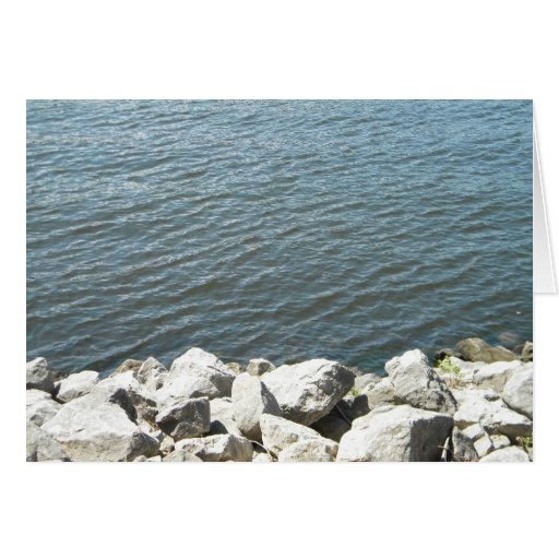Tennessee River, Florence, Alabama Greeting Cards