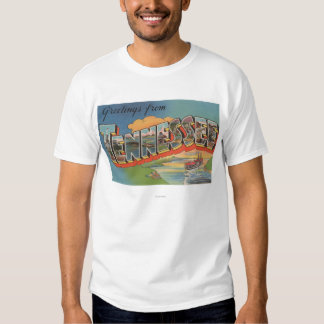 Tennessee (Riverboat Scene) Shirt