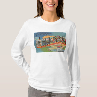 Tennessee (Riverboat Scene) T-Shirt