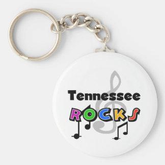 Tennessee Rocks Keychain