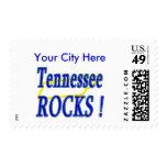 Tennessee Rocks ! Postage