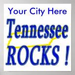 Tennessee Rocks ! Print