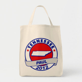 Tennessee Ron Paul Canvas Bag