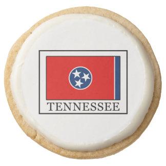 Tennessee Round Shortbread Cookie