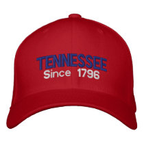 Tennessee Since 1796 Cap