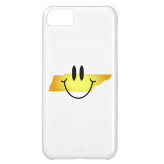 Tennessee Smiley Face Cover For iPhone 5C