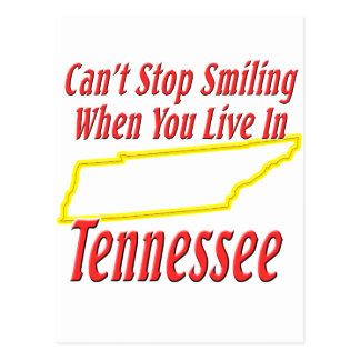 Tennessee - Smiling Postcard
