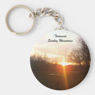 Tennessee Smokey Mountains Keychain