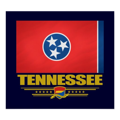 Tennessee (SP) Póster