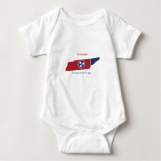 Tennessee spirit wear infant creeper