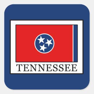 Tennessee Square Sticker