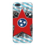 Tennessee Star iPhone 5 Covers