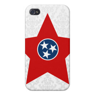 Tennessee Star iPhone 4/4S Covers