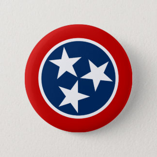 Tennessee State Flag Button