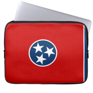 Tennessee State Flag Computer Sleeve