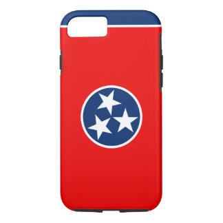 Tennessee State Flag Design iPhone 7 Case