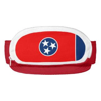 Tennessee State Flag Design Visor