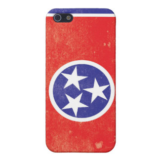 Tennessee State Flag Distressed iPhone SE/5/5s Case